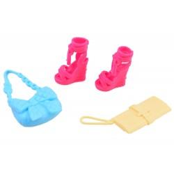 Anlily – oblečenie pre bábiku Barbie, 2v1