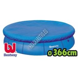 Bestway - Prikrývka na bazén samonosný 366 cm, 58034