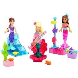 MEGA BLOKS, Barbie víly, 2 modely