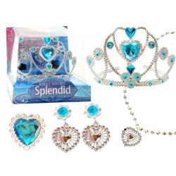 Šperky pre ľadovú kráľovnú