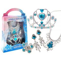 Šperky pre ľadovú kráľovnú – veľký set