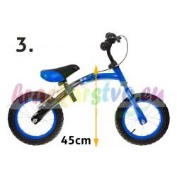 Boomerang odrážadlo 2v1, 2 veľkosti, 4 farby