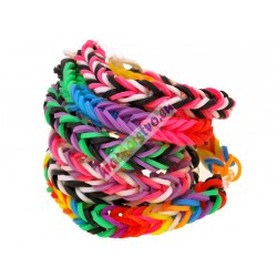 Loom Bands gumičky 600 + krosná