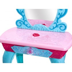 Rozprávkový toaletný stolík Frozen ľadové kráľovstvo