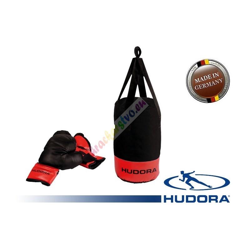 Hudora 74206 boxerské vrece 4kg + rukavice