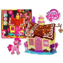 Hasbro My Little Pony Domček - Cukráreň hrací set