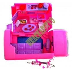 Veľký karaván snov pre bábiky typu Barbie