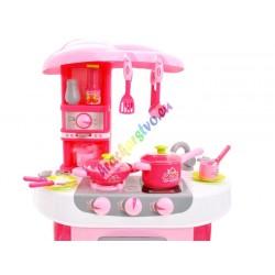 Veľká detská kuchynka skávovarom, 2 farby