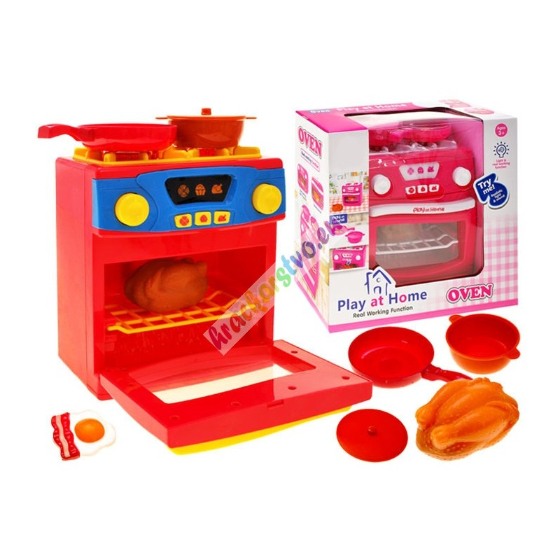 Detský kuchynský sporák