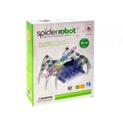 Kreatívny set – Urob si: Robotický pavúk