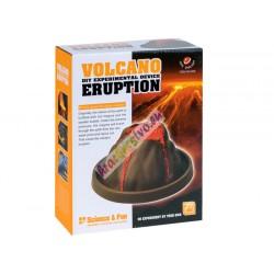 Náučný experimentálny set: Vybuchujúca sopka