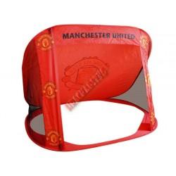 AXER sport - futbalová bránka Manchester United - skladacia