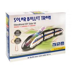 Poskladaj si: Solárny vláčik