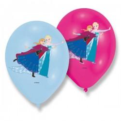 Nafukovacie balóniky Frozen, 6ks