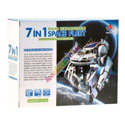 Solárna stavebnica – vesmírne vozidla 7v1