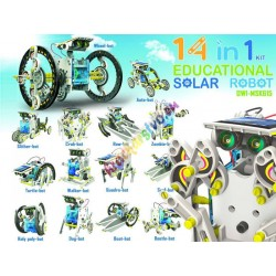 Solárny robot 14v1
