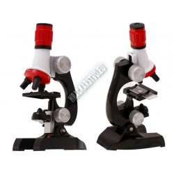 Detský mikroskop SCIENCE + príslušenstvo