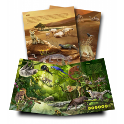 Kniha Svet zvierat
