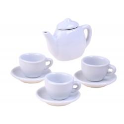 Vymaľuj si: Keramická čajová súprava + nálepky