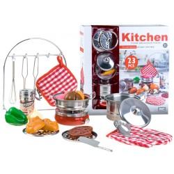 Bohatá sada – kuchynské náradie – riad