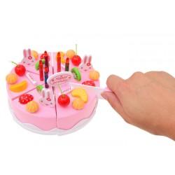 Narodeninová oslava – set na krájanie s bezpečným nožom