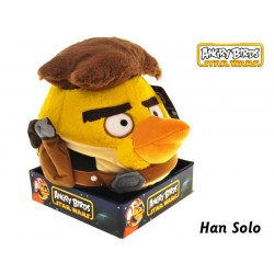 Rovio Angry birds Star Wars, Han Solo