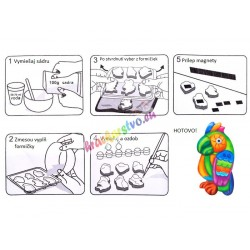 DIY – Urob si magnetku – Autá