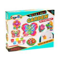 DIY – Urob si magnetku – Záhrada