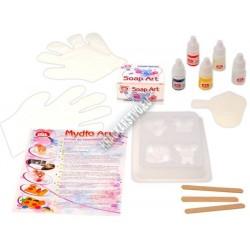 Vyroba mydielok - 6 druhov