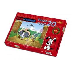 Asterix a Obelix, Po poľovačke