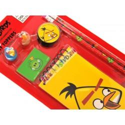 Angry Birds sada ceruziek so zápisníkom