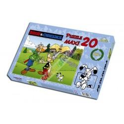 Asterix a Obelix, V Británií