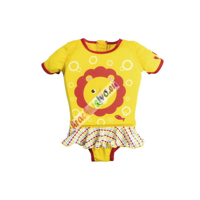 Bestway 93523, detské penové oblečenie na plávanie UVF50+ Fisher Price, 2 rozmery