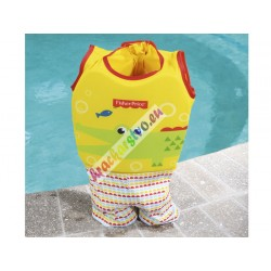 Bestway 93524, detské penové oblečenie na plávanie UVF50+ Fisher Price, 2 rozmery