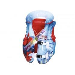 Bestway 98014, nafukovacia vesta na plávanie Spiderman, 3-6 rokov