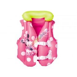 Detská nafukovacia vesta Minnie, 51 x 46 cm 91070, 3-6 rokov