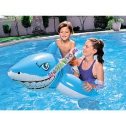 Bestway 41032 veľký nafukovací žralok 183x102 cm