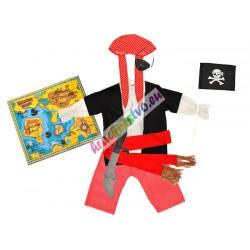 Pirátsky kostým