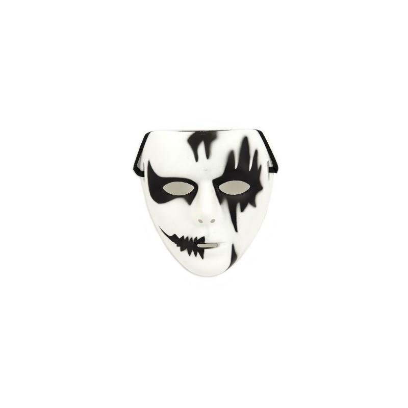 Maska plastová 18cm