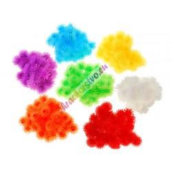MAGIC BALL – farebné bodliačiky, kreatívna stavebnica