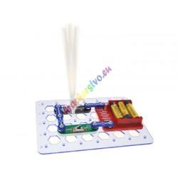 Electronic LED – elektrická stavebnica