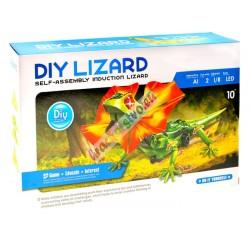 DIY LIZARD – jašterica sinfra senzorom, stavebnica