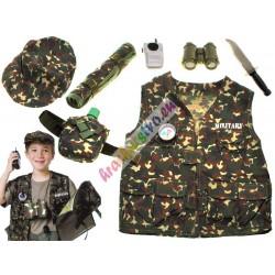 Vojak, kostým + vybavenie