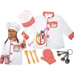 Kuchár + vybavenie