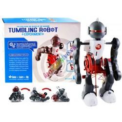 Poskladaj si: Chodiaci robot