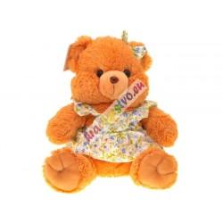 Plyšová medvedica Saška 60 cm
