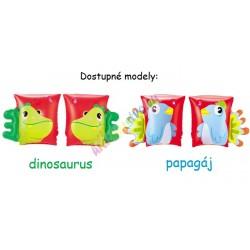 Rukávniky papagáj/dinosaurus 32115, 3-6 rokov