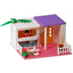 Angel series, Rekreačný dom s terasou