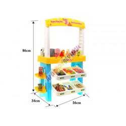 Cukráreň + pokladňa + skener + tovar
