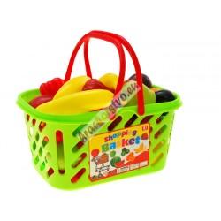 Nákupný košík sovocím/zeleninou, 2 modely